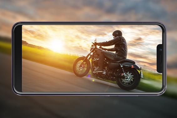 Eicma 2018 Smartphone Wiko