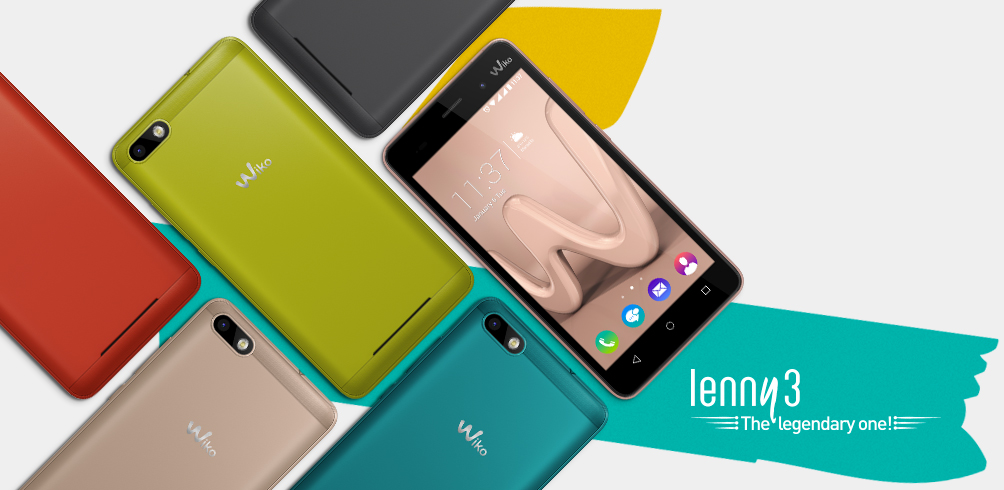 Wiko Mobile - LENNY3