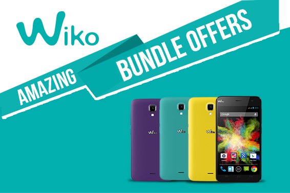 Wiko Bundle Offers