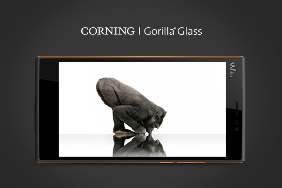 Corning© Gorilla© Glass 3