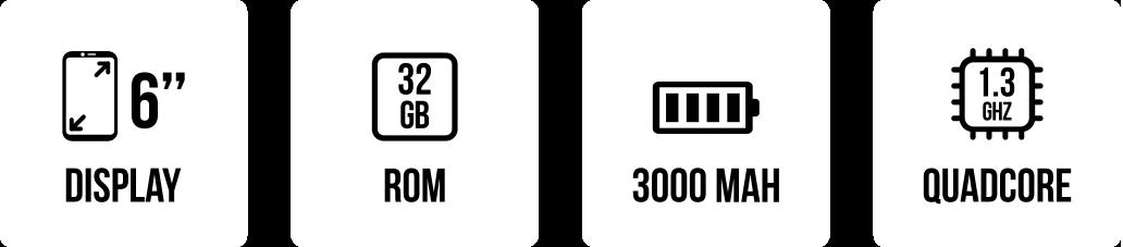 SUNNY5  main specifications