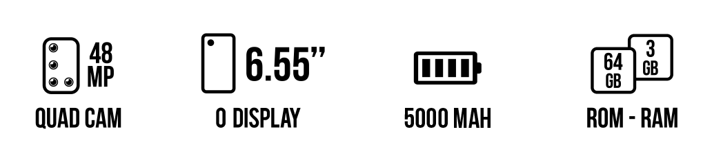 VIEW5  main specifications