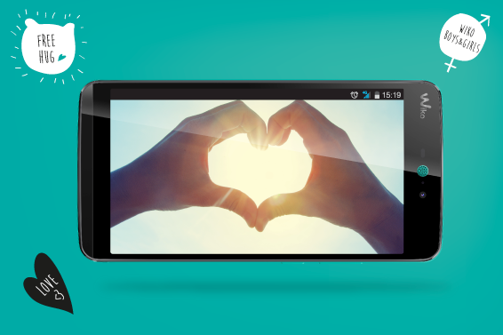 MOTHER'S DAY? CHOOSE WIKO!