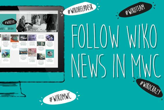 MWC social wall