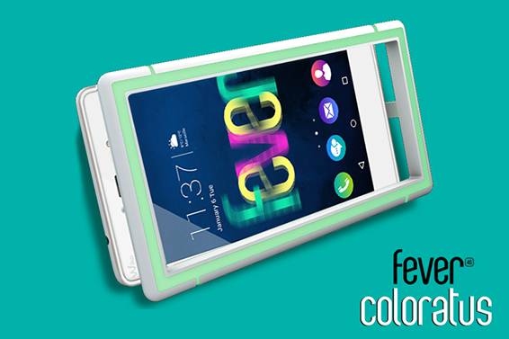 COLORATUS: enjoy the sun with WIKO!