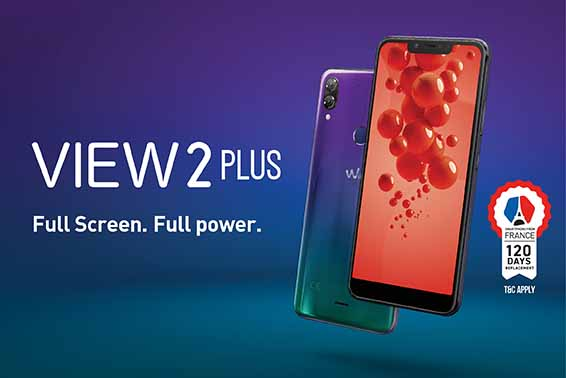 VIEW2 PLUS. FULL SCREEN. FULL POWER.