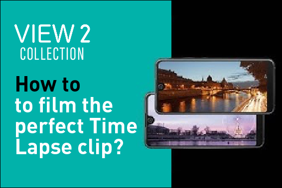 Video Tutorial: How to film the perfect Time Lapse clip?