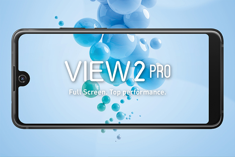 View2 Pro - Full Screen. Top Performance.