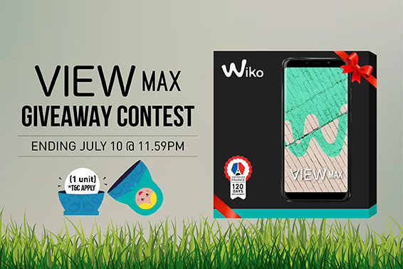 View Max Giveaway Contest