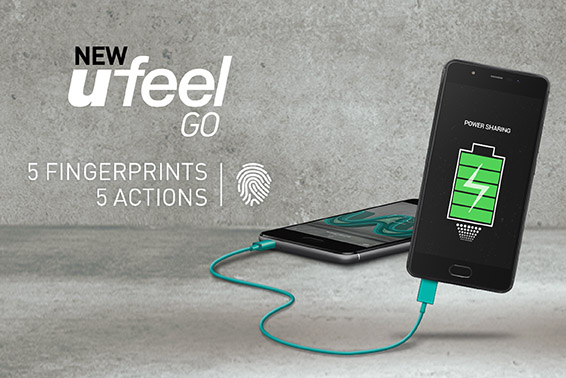 Ufeel Go, the lasting touch