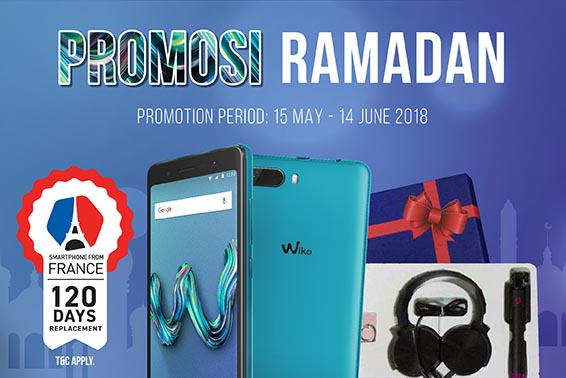 Free Gift Box Ramadhan Promotion