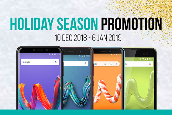Holiday Season Promotion!
