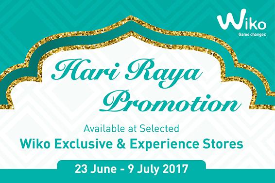 Hari Raya Promotion