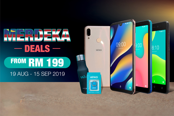 Awesome Merdeka Promotion