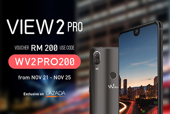 RM200 savings on View2 Pro - Limited Time