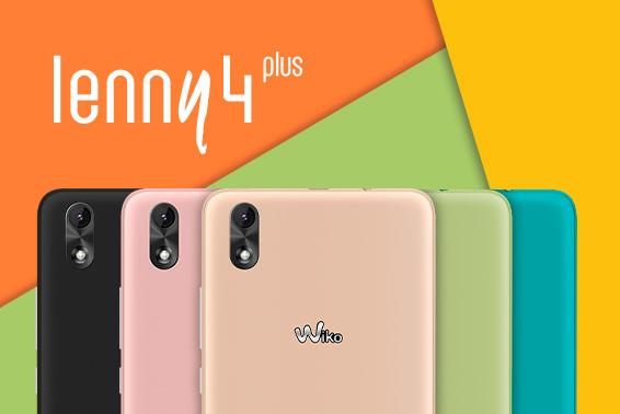 Lenny 4 Plus