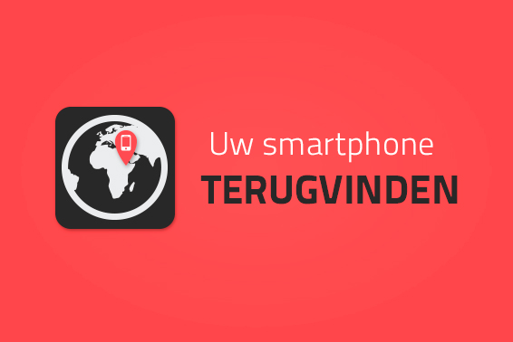 Uw smartphone terugvinden