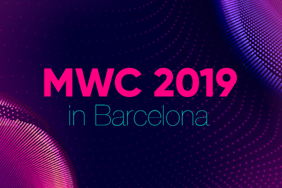 See you @MWC!