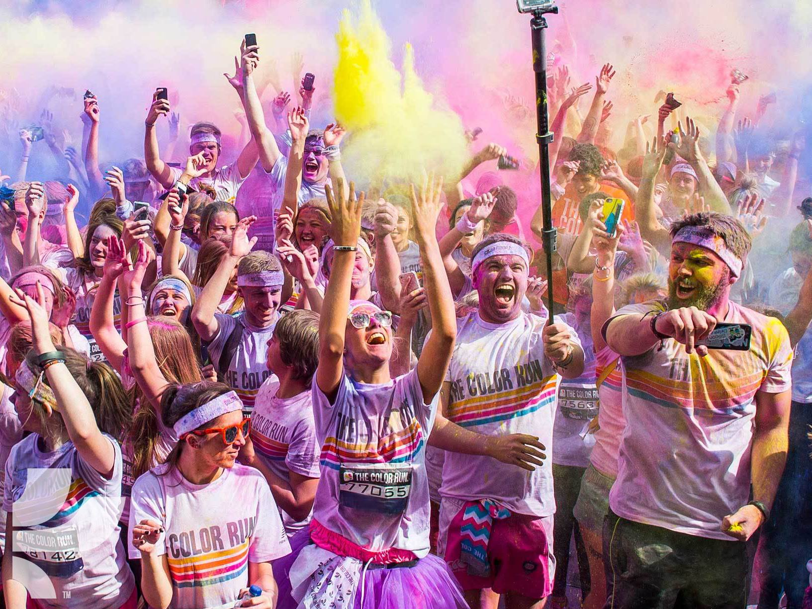 Wiko maineventpartner van The Colorrun!