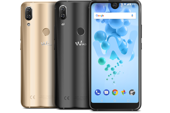 Wiko pakt uit met View2-serie op Mobile World Congress 2018