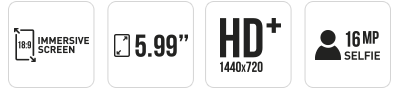 VIEW XL main specifications