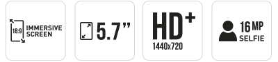 VIEW - 16GB main specifications