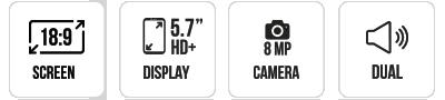 LENNY5 main specifications