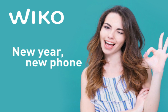 New Year, New Phone: WIKO gibt bis zu 20% Rabatt auf Flaggschiff-Smartphones