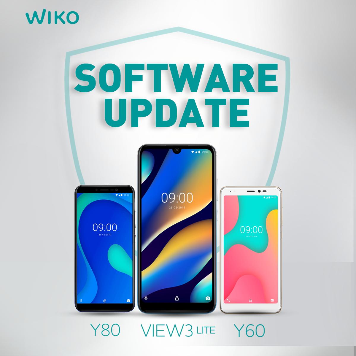 Wiko liefert neue Updates: Sicherheit für Einsteiger-Smartphones im neuen Portfolio
