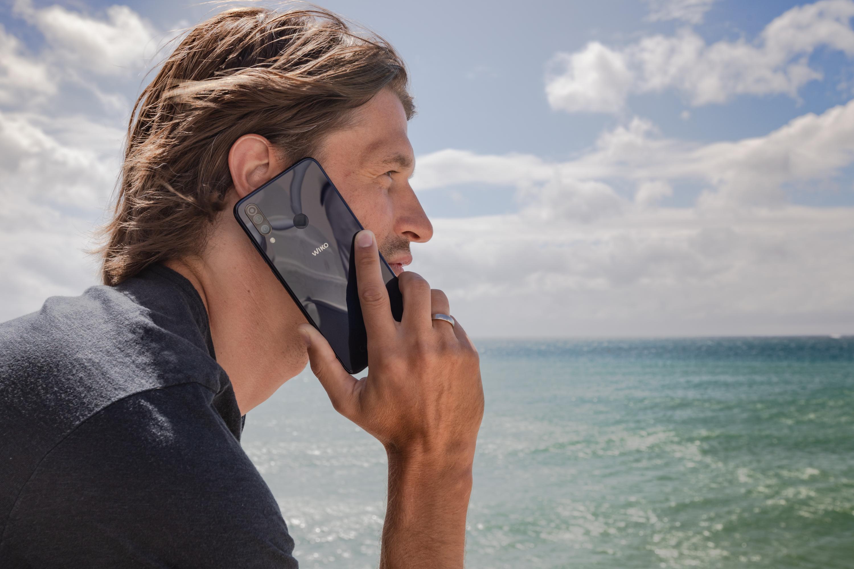 Fußball-Profi Martin Lanig wird Testimonial der Smartphone-Marke Wiko