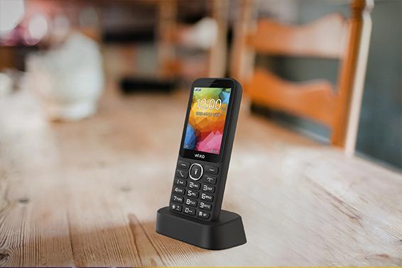 WIKO maximiza la autonomía con el F200, un móvil de gran pantalla y botón de acceso rápido para emergencias