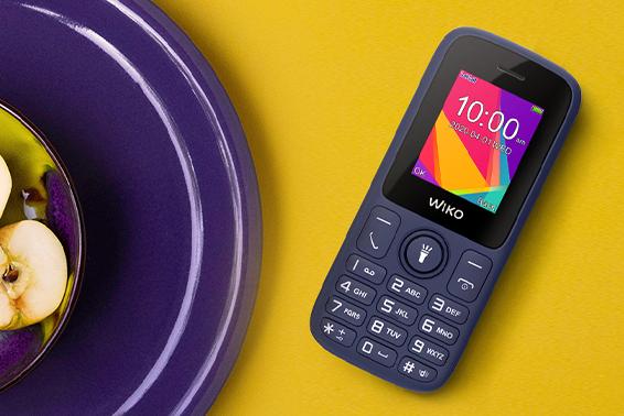 WIKO F100, el dispositivo más sencillo y compacto para los que se empiezan a introducir en el mundo de la tecnología