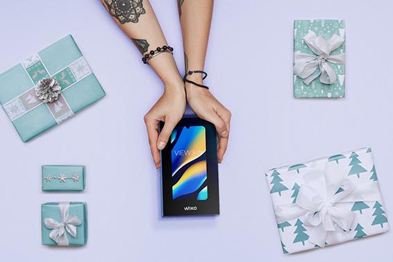 Smartphone en regalos Navidad