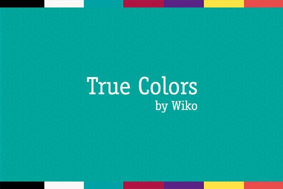 """Linha """"True Colors"""" da Wiko: escolhe o teu!"""