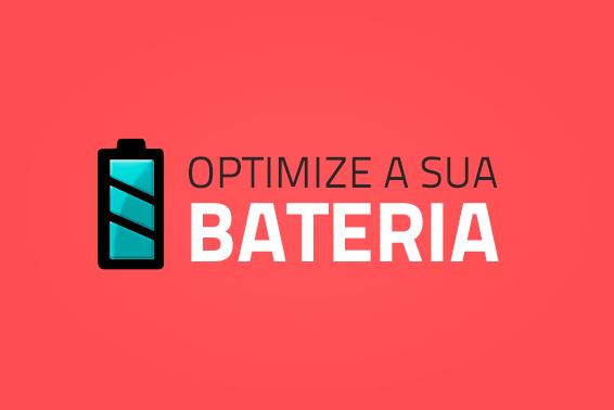 Utilizar a bateria corretamente