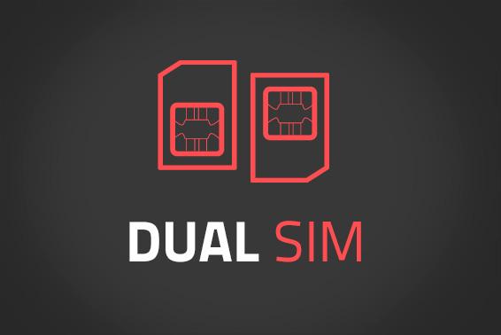 Duplo SIM: DUAL SIM