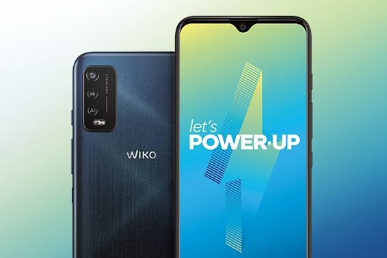 Novo WIKO Power U10