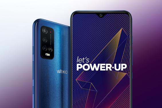 Novo WIKO Power U20