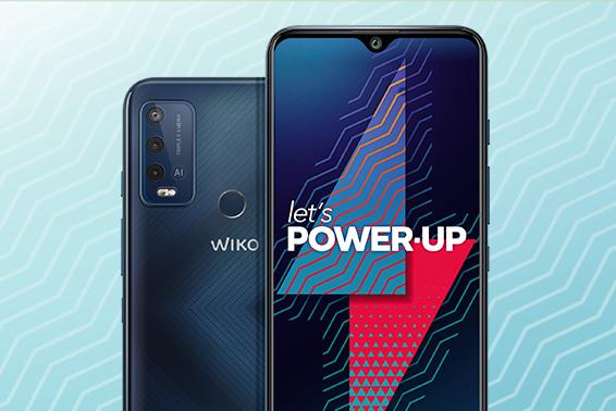 Novo WIKO Power U30