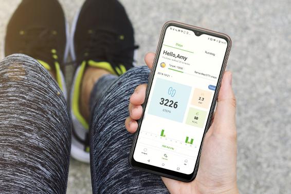 WIKO Health, a aplicação que mede a sua atividade física diária