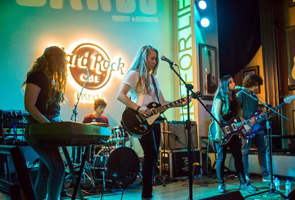 Wiko patrocina Hard Rock Rising – Batalha das Bandas