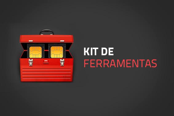 Kit de ferramentas SIM