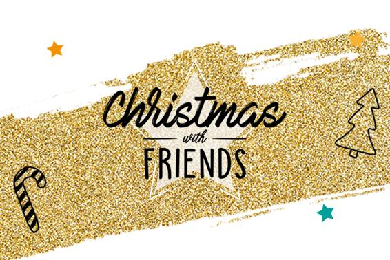 Comemora este Natal com os teus amigos