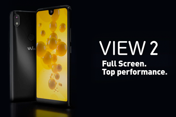 View2: Full Screen. High performance