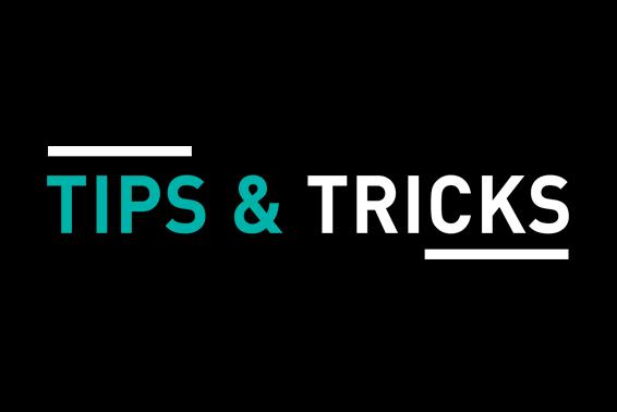 Chegam os Tips&Tricks às nossas redes!