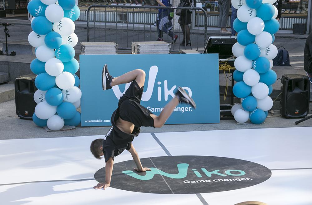 Wiko je generalni sponzor Fresh dance festivala 2018