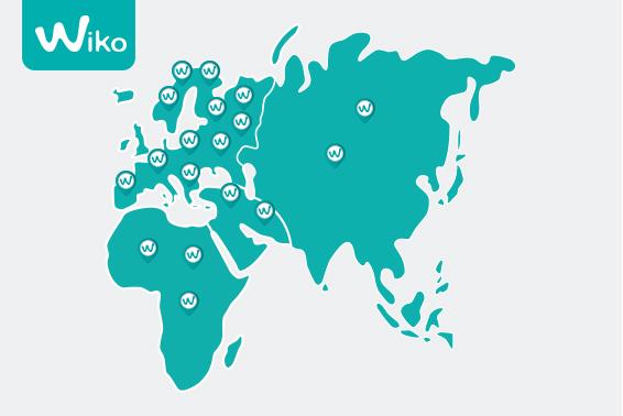 وصول العلامة التجارية ويكو للعالمية