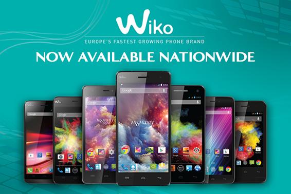 هواتف ويكو متوفرة الآن في جميع أنحاء البلاد