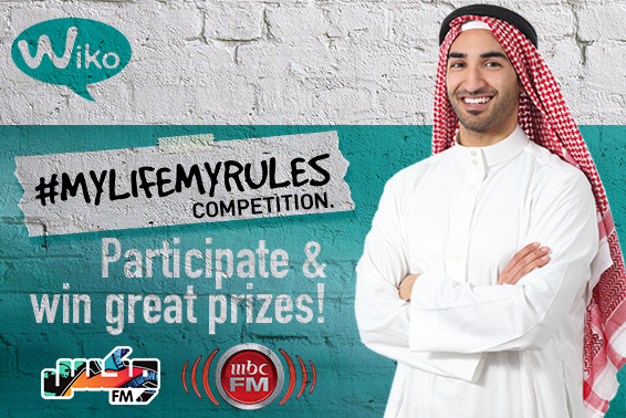 My Life My Rules Competition - KSA