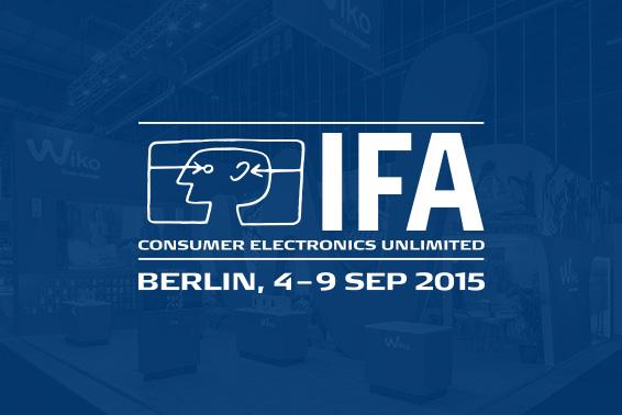 IFA: Poročanje s sejma!